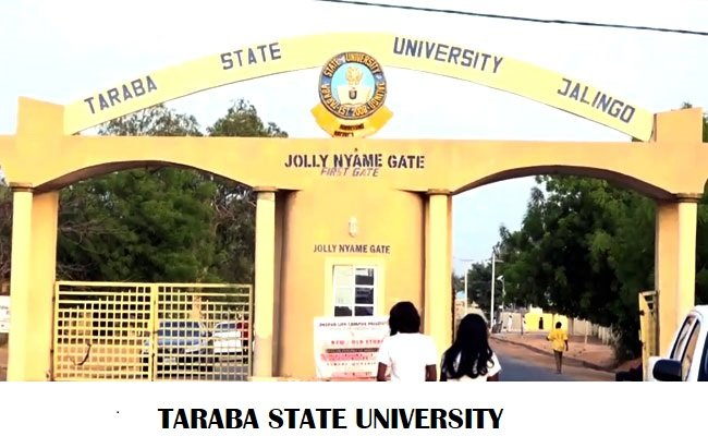 Taraba State University: Courses Offered, School Fees For Indigenes &  Non-Indigenes 2020/2021 Session