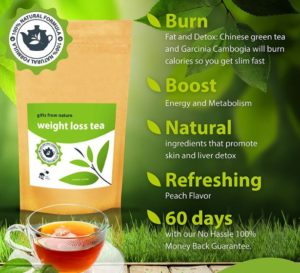 best herbal Natural tea for weight loss without side effects