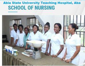 School of Nursing ABSUTH Aba