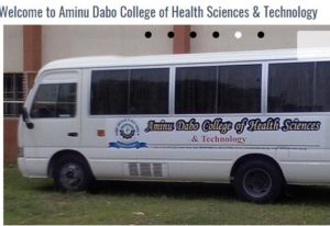 Aminu Dabo College of Health Technology - ADCOHST Freshers School Fees 2020/2021 Academic SessionOut 1