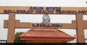 OSCOTECH (Ogun State College of Health Technology, Ilese)